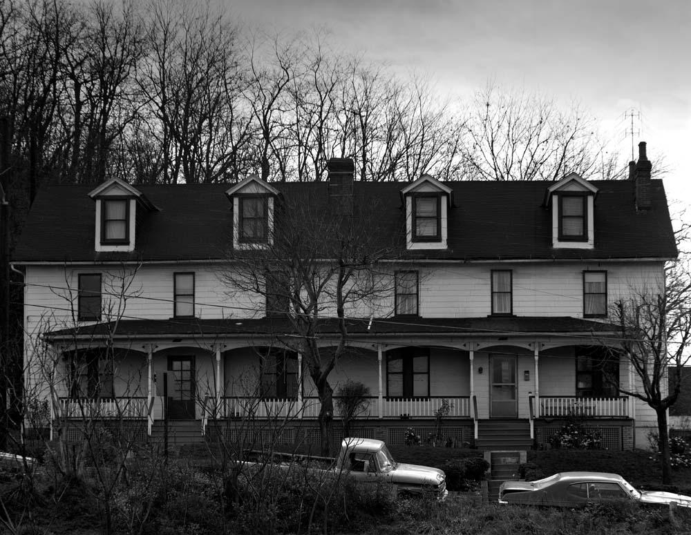 70-White-Row-House