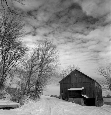 434_157_White_Barn_in_Snow_Near_10x