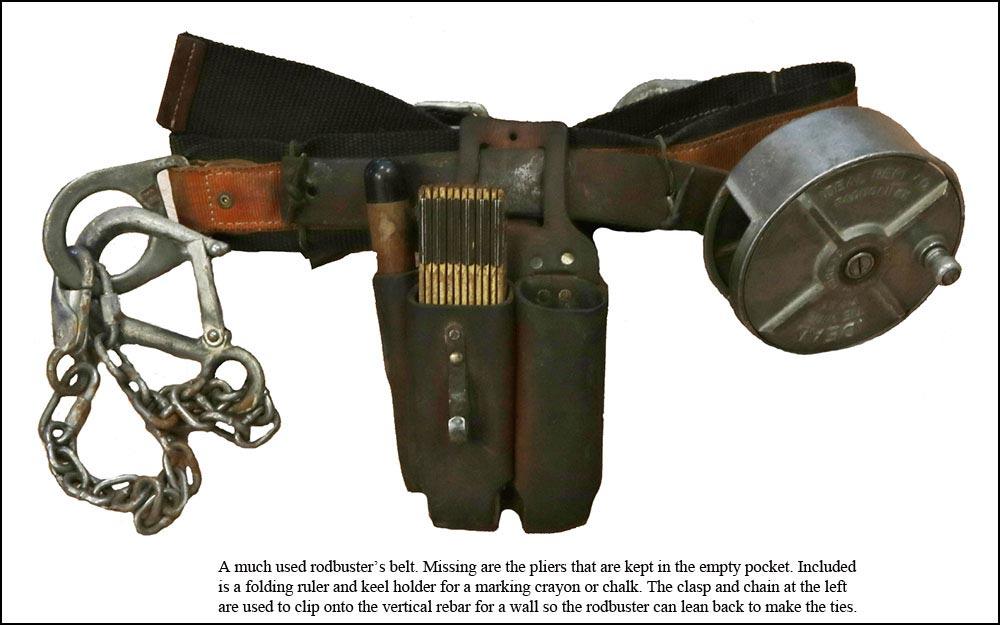 Rodbuster Belt