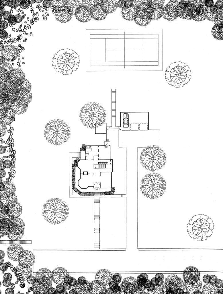 Sutcliff House Schematic