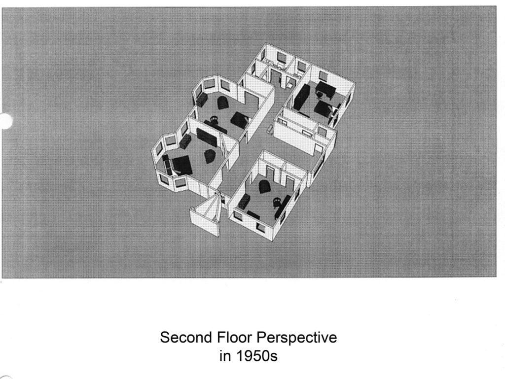 Second Floor Perspective